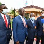 RDC : Tractations Union Sacrée de la Nation, quatre ministres chez Tshisekedi