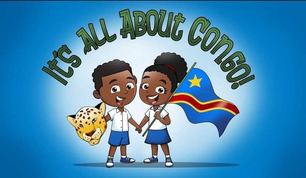 RDC-CULTURE : « IT'S ALL ABOUT CONGO » UNE NOUVELLE AVENTURE POUR LES ENFANTS