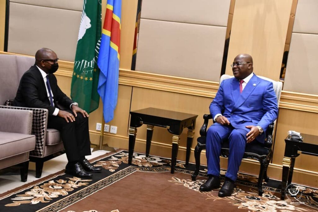 RDC : Sama Lukonde Kyenge lance ses consultations pour le futur gouvernement