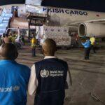 RDC : Le premier lot des vaccins anti-Covid AstraZeneca livré à Kinshasa