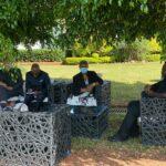 RDC : Bintou Keita en visite chez Joseph Kabila à Kashamata