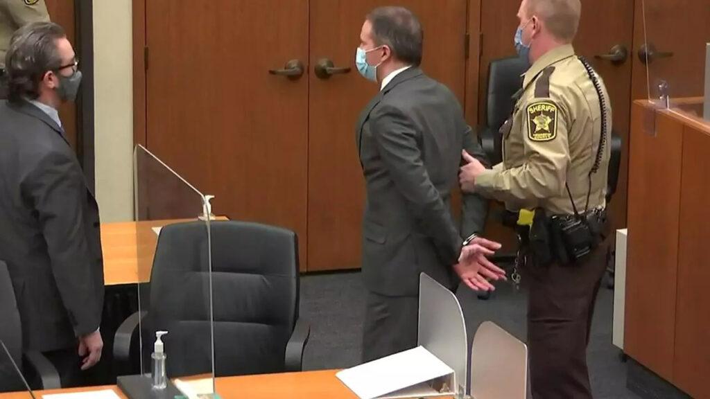 L'ancien policier Derek Chauvin jugé coupable du « meurtre » de George Floyd