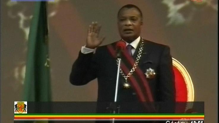 CONGO-BRAZZAVILLE : Denis Sassou Nguesso entame son nouveau quinquennat