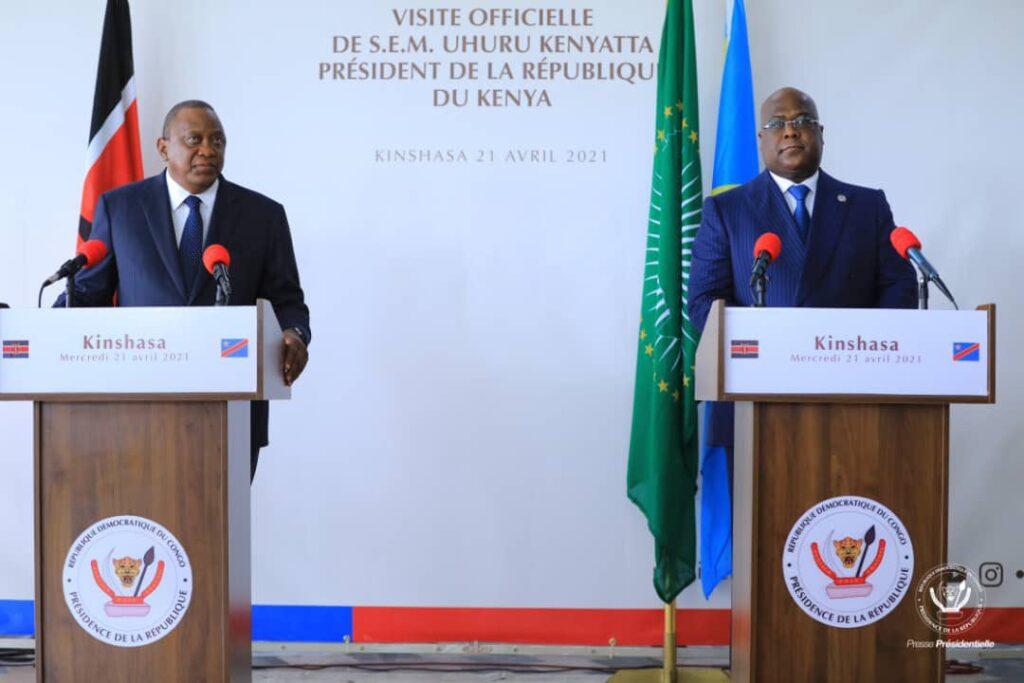 RDC : Félix Tshisekedi promet une réaction « appropriée » aux terroristes dans l'Est du pays