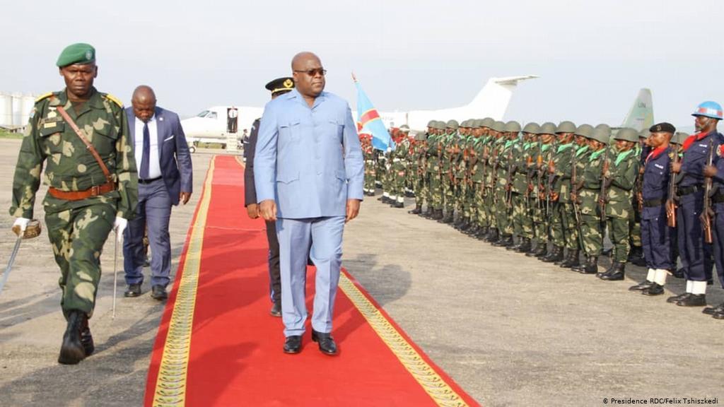 RDC : « L'Etat de siège » proclamé au Nord-Kivu et en Ituri pour une durée de 30 jours
