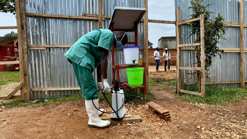 L'épidémie d'Ebola officiellement terminée en RDC [COMMUNIQUE DE PRESSE]