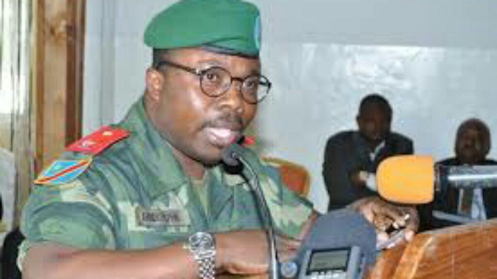 RDC : Ouverture du procès de la mort du Général Delphin Kahimbi à Kinshasa