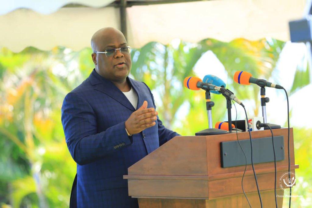 RDC : Félix Tshisekedi décrète des nouvelles mesures anti-Covid 19