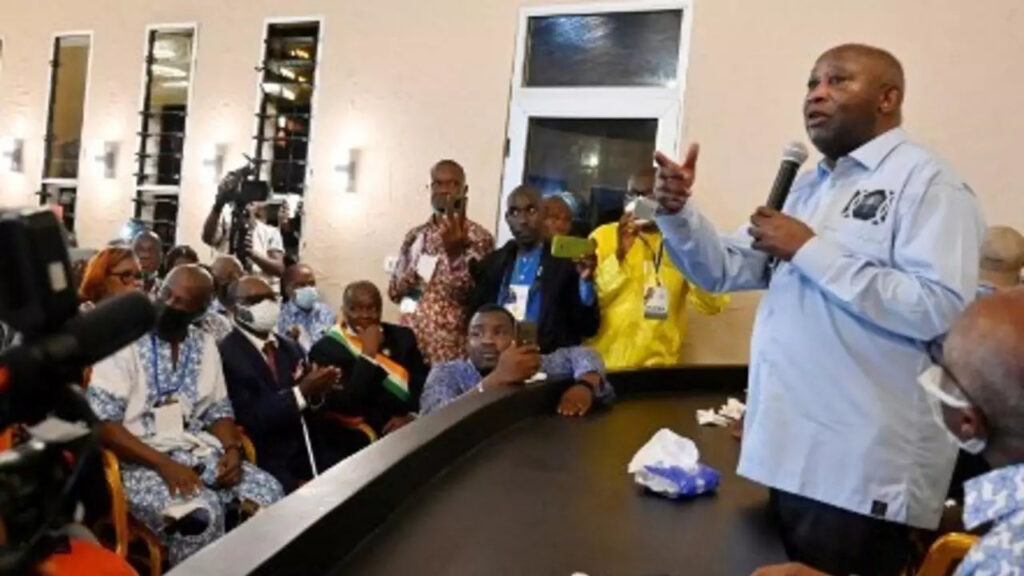 Retour de Gbagbo en Côte d'Ivoire : Récit d'un moment de retrouvailles avec ses partisans