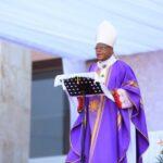 Homélie de Son Eminence Fridolin Cardinal Ambongo, Archevêque Métropolitain de Kinshasa aux Funérailles du Cardinal Laurent Monsengwo, le mardi 20 juillet 2021 à l'Esplanade du Palais du Peuple
