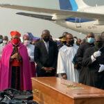 RDC : Le Cardinal Laurent Monsengwo de retour au pays, des obsèques grandioses attendues