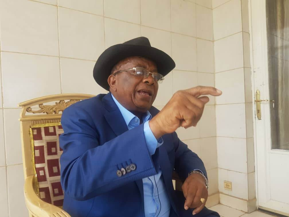 RDC-HAUT KATANGA : Gabriel Kyungu Wa Kumwuanza conduit à sa dernière demeure