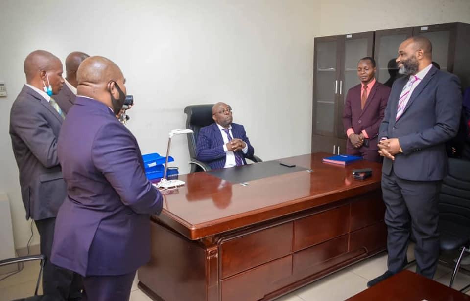 RDC : Kalimira Kabagaya Nicolas nommé DGA ai à l'OPEC