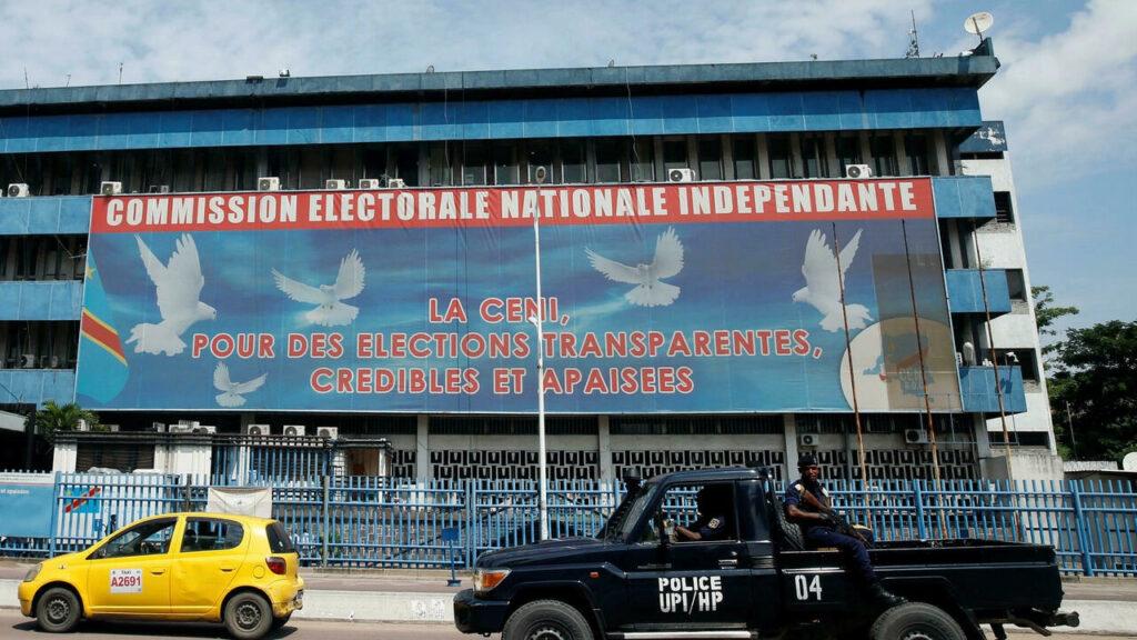 RDC : Prestation de serment des membres du nouveau Bureau de la CENI