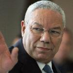 Colin Powell, Secrétaire d'État américain sous George W. Bush, est mort