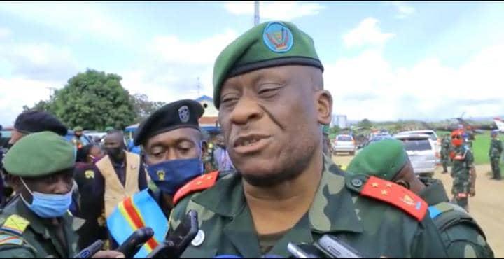 RDC : Le Vice-ministre des Mines recadre le Gouverneur militaire de l'Ituri Johnny Luboya